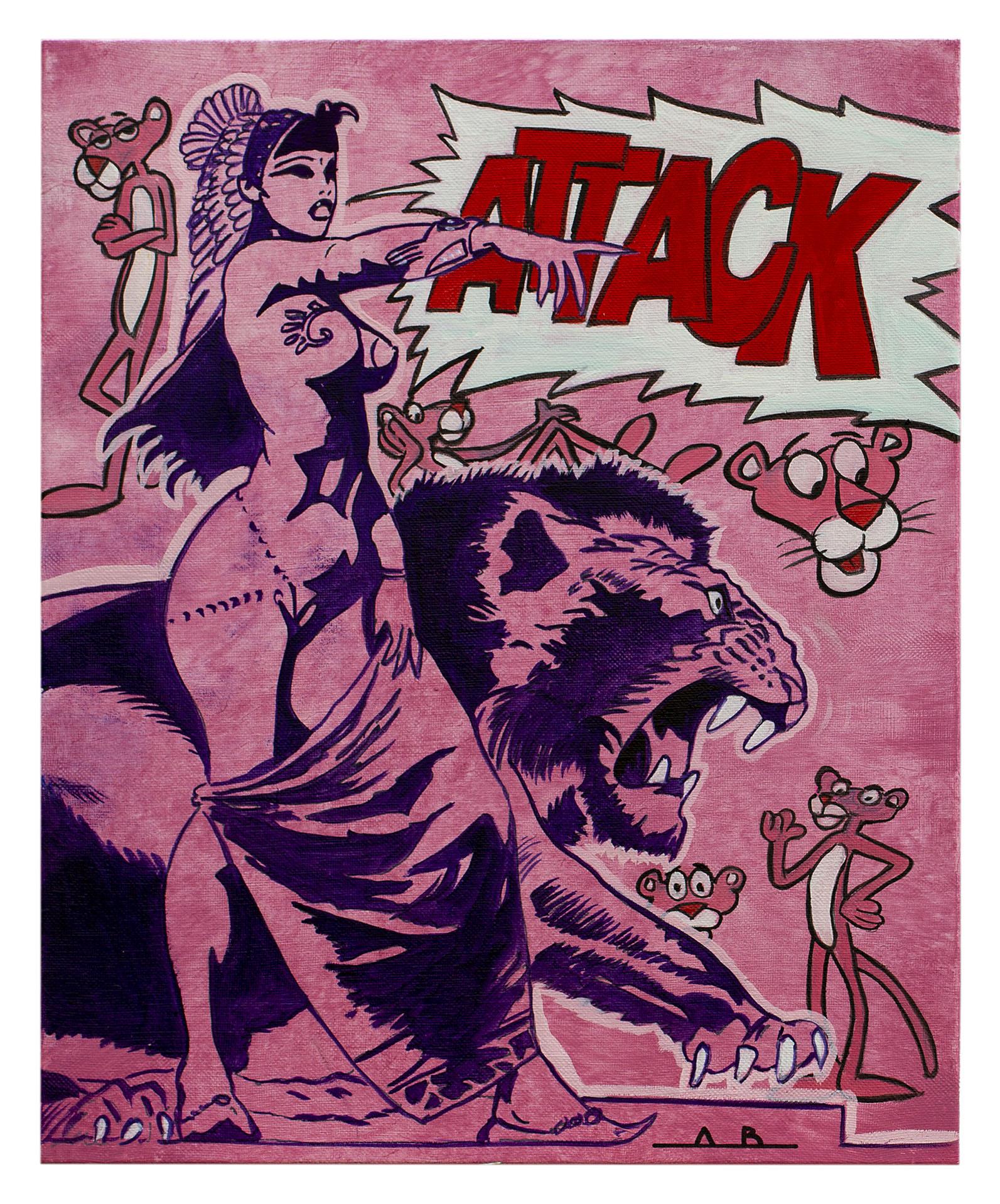 ATTACK 41X33