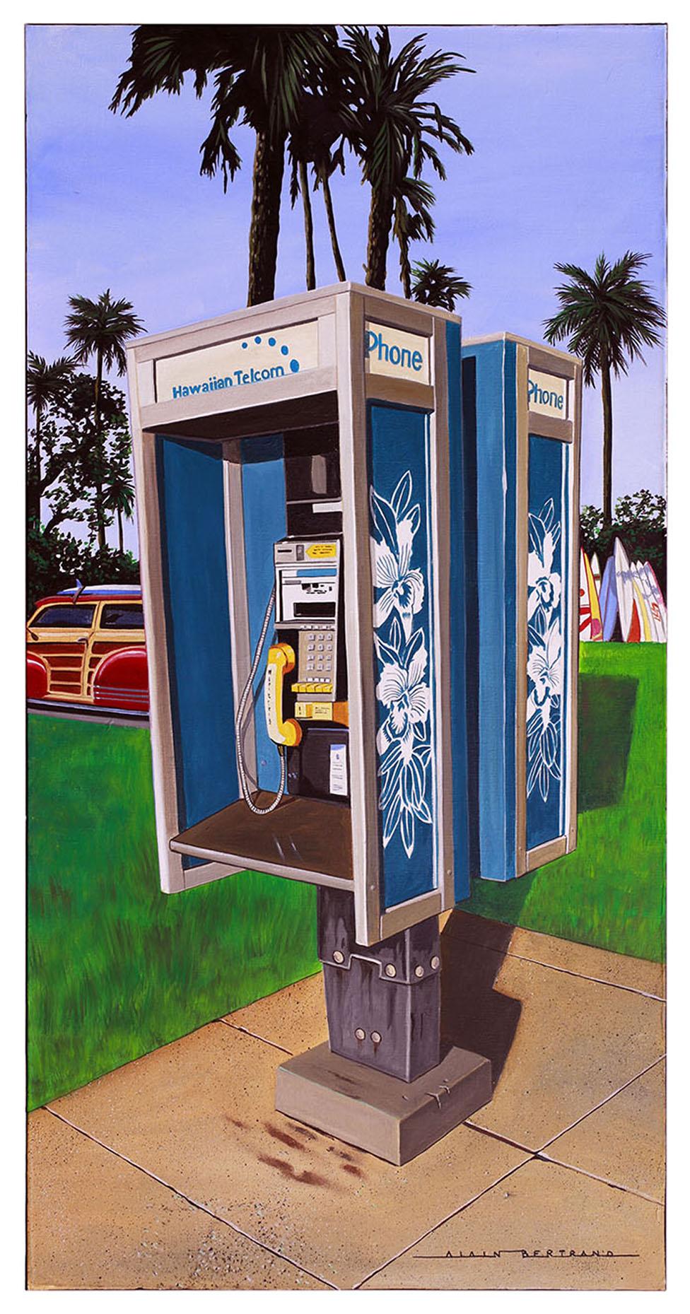 HAWAIIAN TELEPHON 100X50
