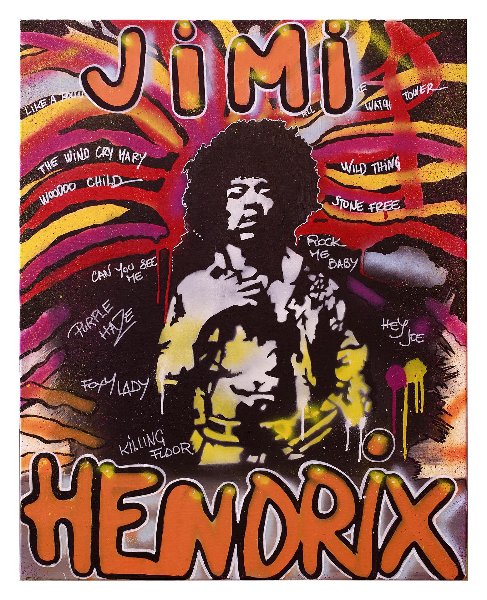 HENDRIX 100X81