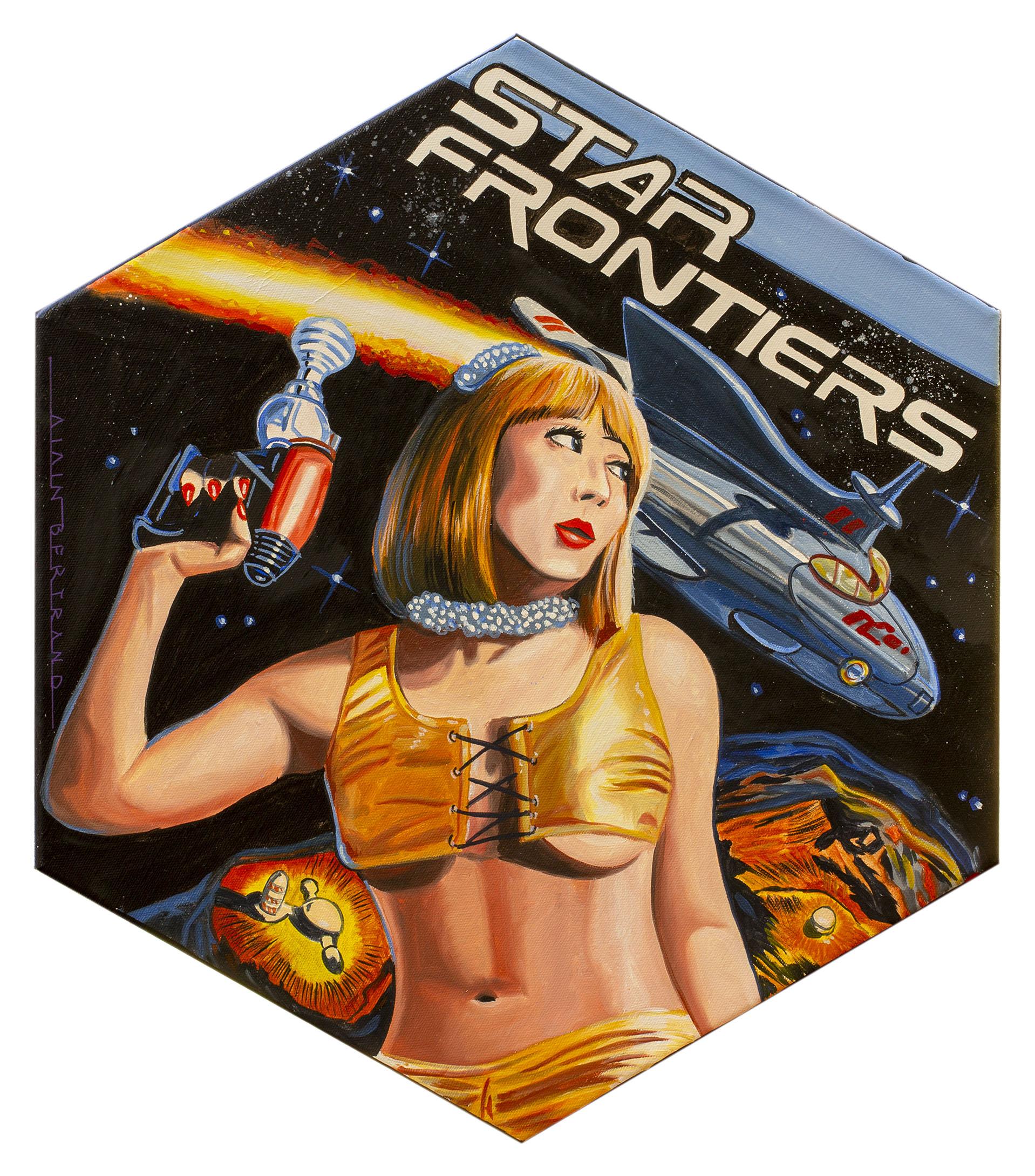 STAR FRONTIERS 50X43