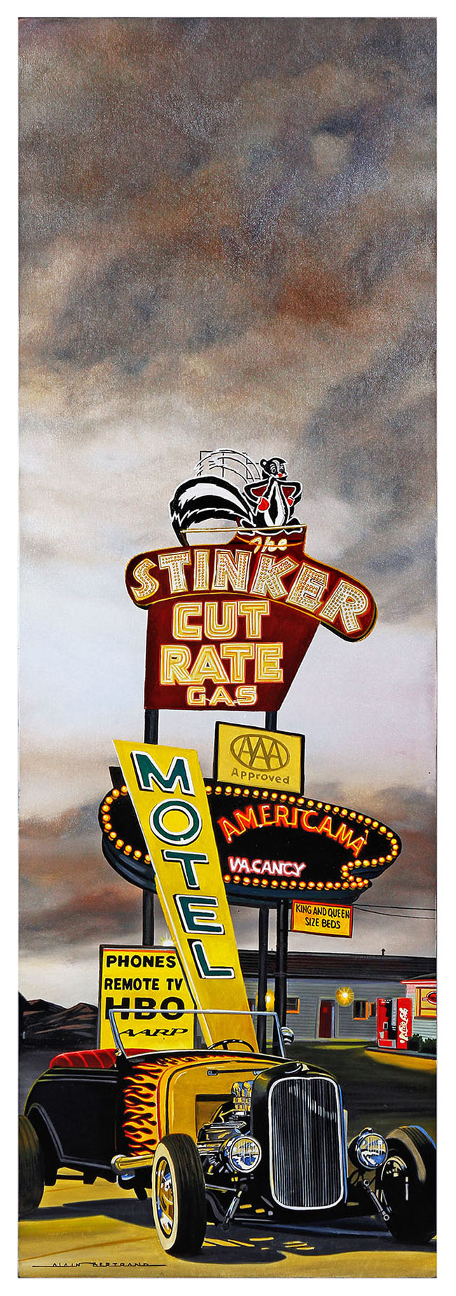 STINKER CUT RATES 120x60