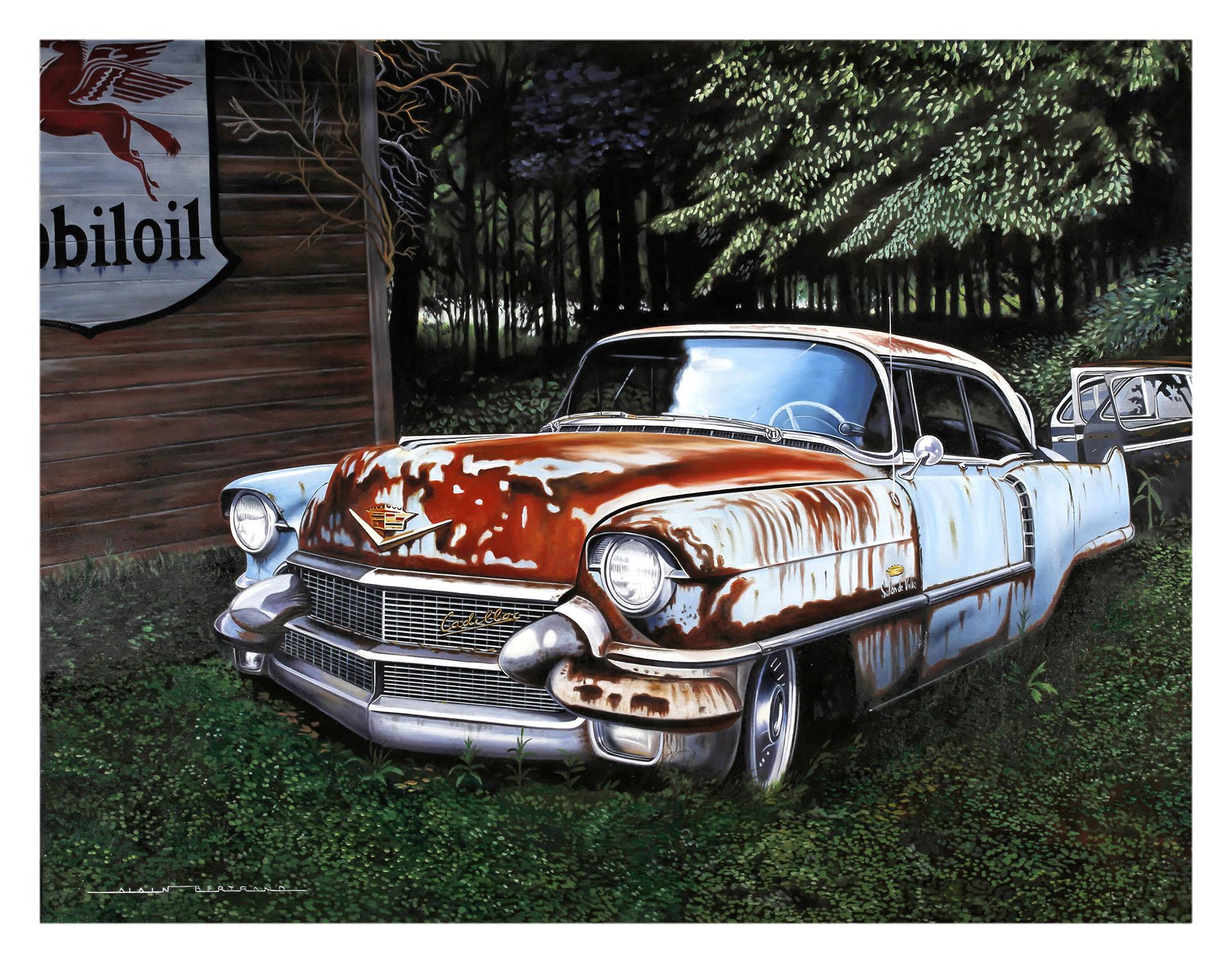 CADILLAC 1959 146X114