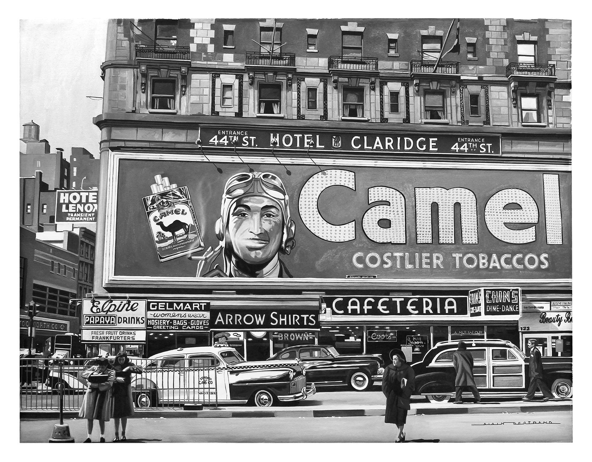 CAMEL ADVERTISING 130X97